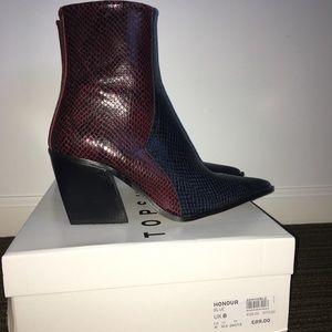 Topshop boots